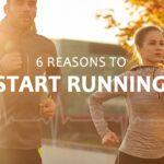 Six Reasons To Start Running