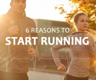 Six Reasons To Start Running