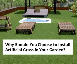 Why Should You Choose to Install Artificial Grass in Your Garden?