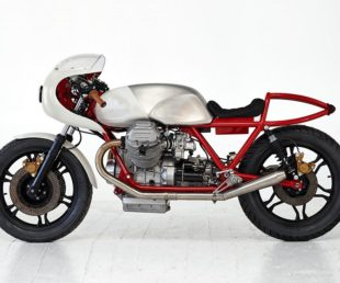 Death Machines of London Moto Guzzi Airtail (4)