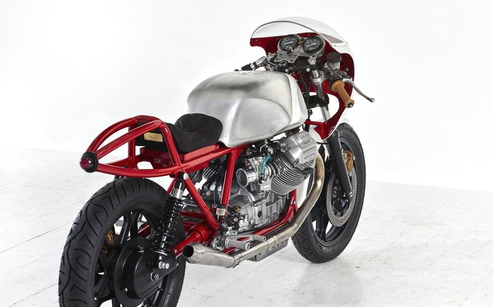 Death Machines of London Moto Guzzi Airtail (1)