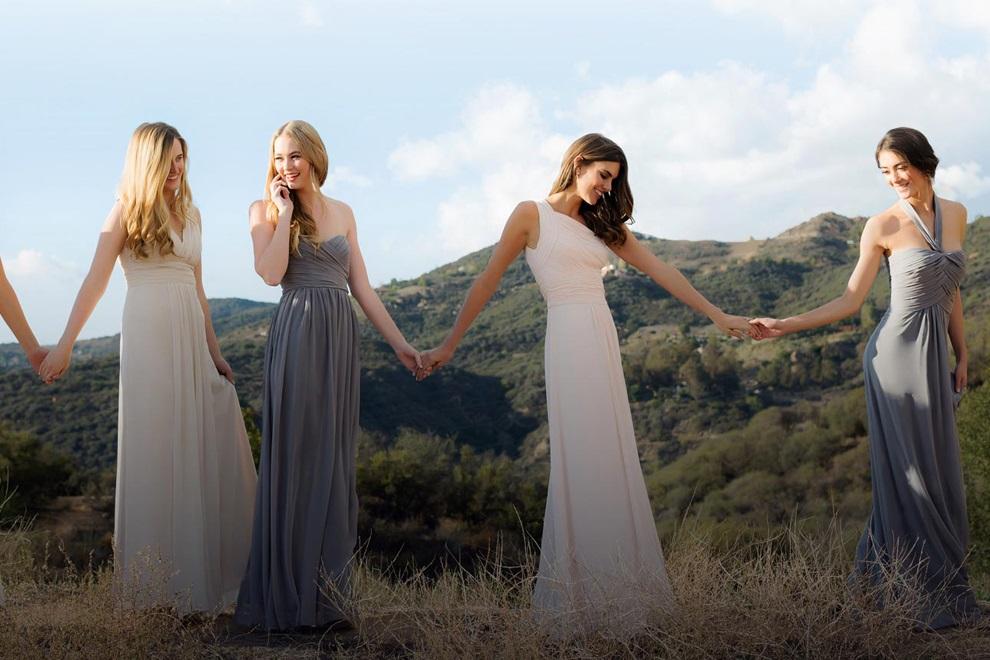 Best Designer Bridesmaid Dresses 2017