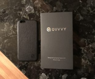 QUVVY Premium Leather iPhone 6/6S Case (1)