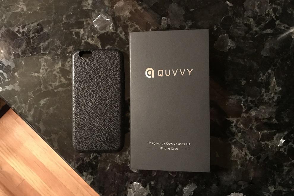 QUVVY Premium Leather iPhone 6/6S Case (1)