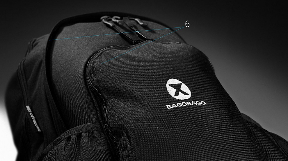 Unique BagoBago Backpack Has Built-in Stool (2)