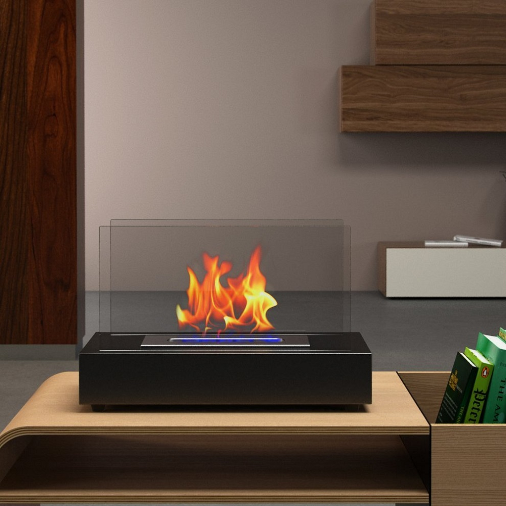 Vigo Ventless Table Top Fireplace (2)