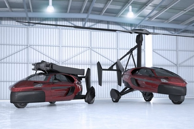 World's First Flying Car is Available For Pre-order (4)