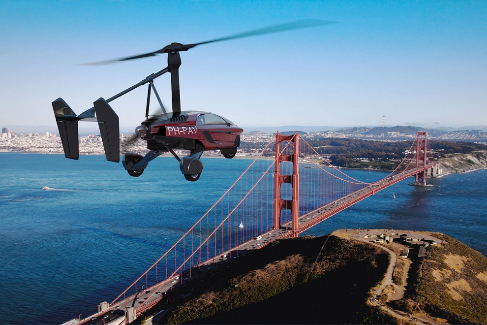 World S First Flying Car Is Available For Pre Order