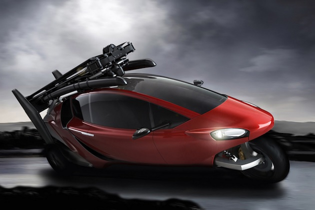 World's First Flying Car is Available For Pre-order