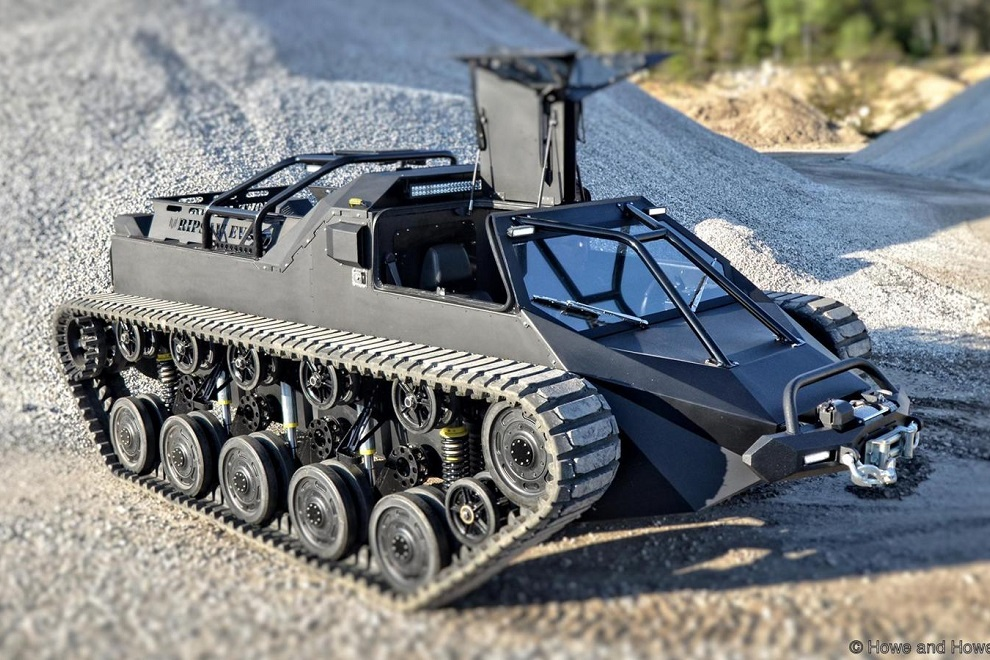 Ripsaw Extreme Vehicle 2 Super Tank (10)