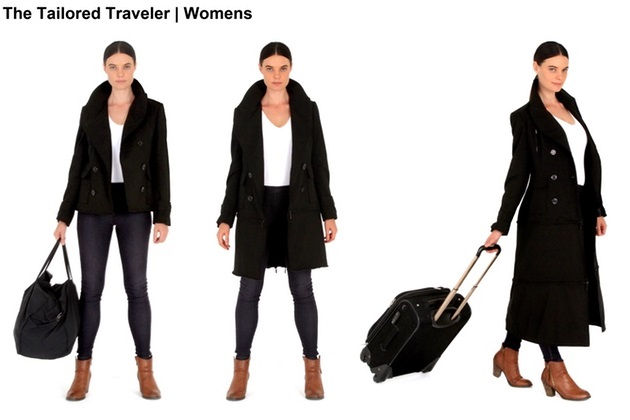 The Airport Jacket for Frequent Travelers (1)