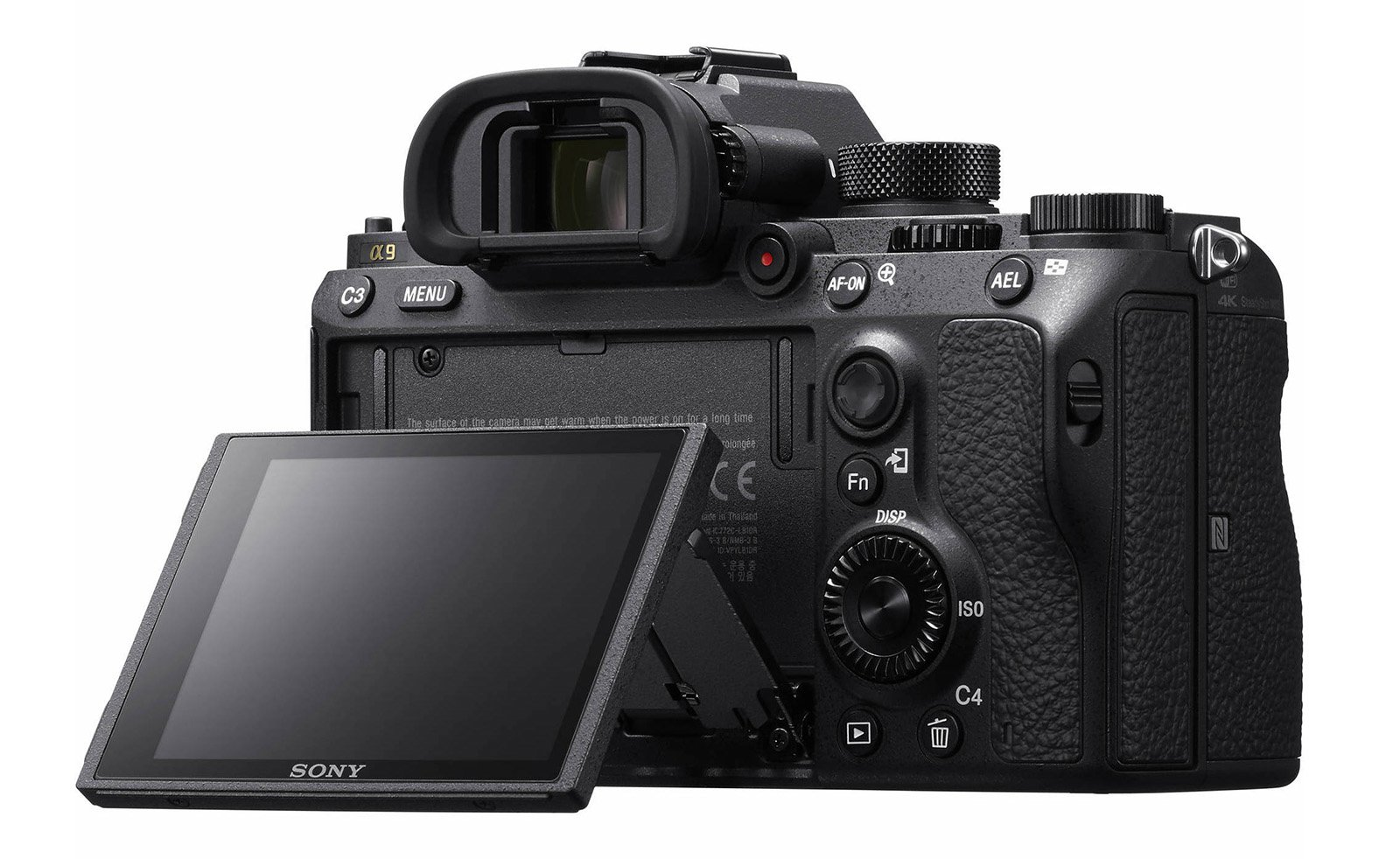 Sony's new a9 brings full-frame mirrorless camera with awesome shutter speeds (4)