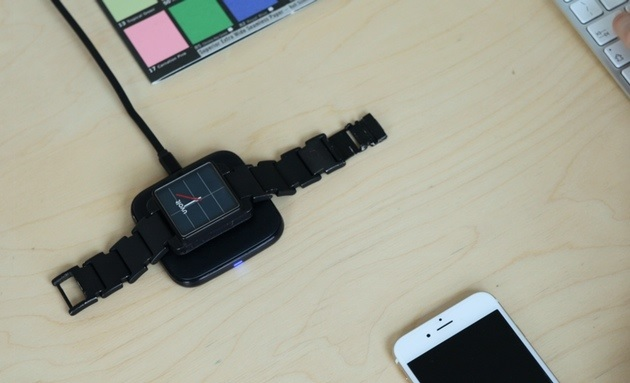 Uvolt Watch Brings Clean Energy to wireless charging
