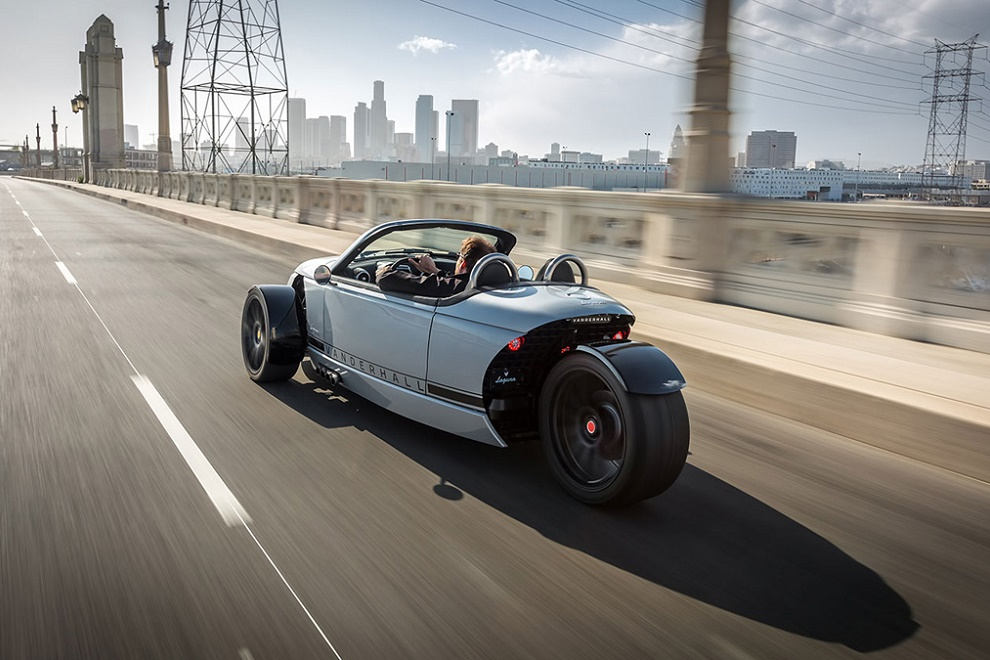 2017 Vanderhall Laguna is a Purely Magical Auto-Cycle (1)