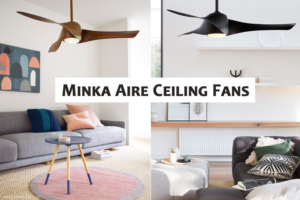 Minka Aire Ceiling Fans Featured Image