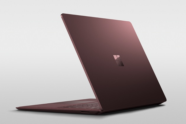 surface laptop burgandy bonjourlife