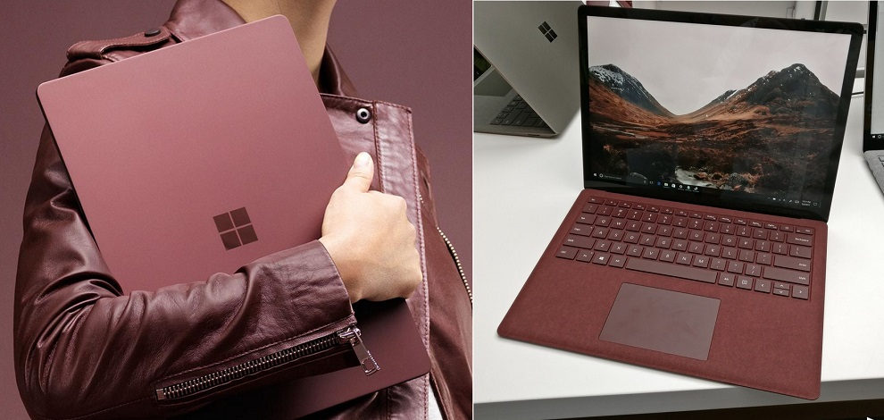 surface laptop hero easy to carry