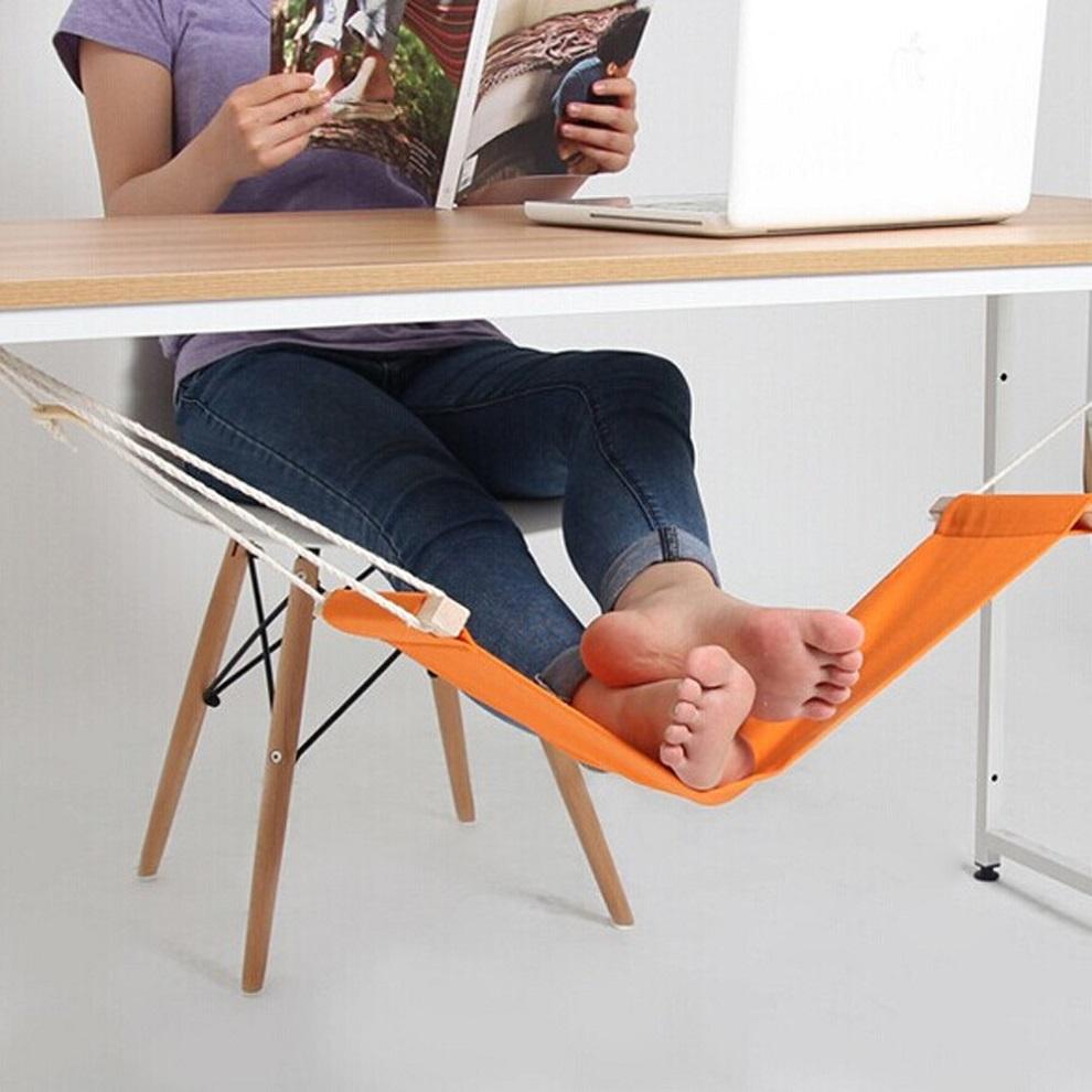 Foot Rest Adjustable Mini Hammock 9 Best Things Under 20