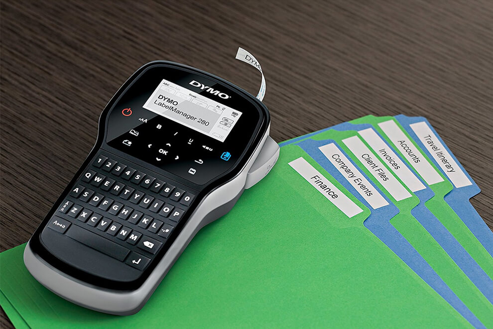 Get Organized - How a Label Maker Can Make Life Easy (1)