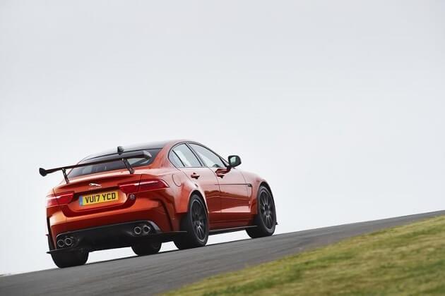 Jaguar Unveils XE SV Project 8 (4)