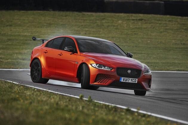 Jaguar Unveils XE SV Project 8 (3)