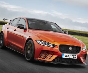 Jaguar Unveils XE SV Project 8 (2)