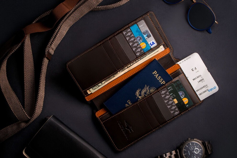 Volterman Determined Smart Wallet for Frequent Travelers (2)