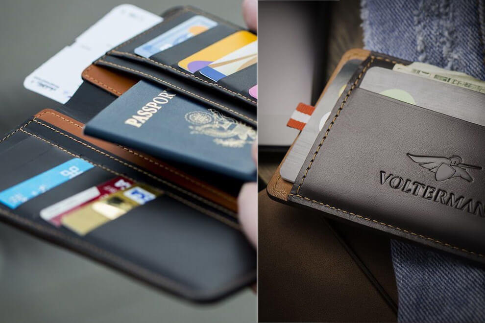 Volterman Determined Smart Wallet for Frequent Travelers (3)