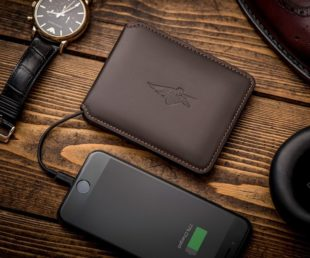 Volterman Determined Smart Wallet for Frequent Travelers (1)